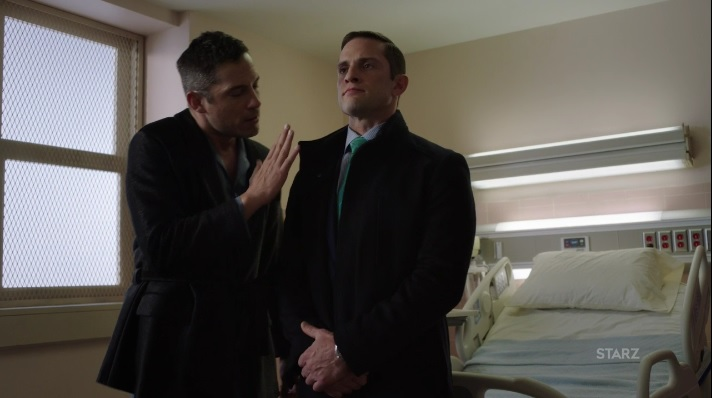 Lobos isn't too happy with Mike Power Season 3, Episode 305