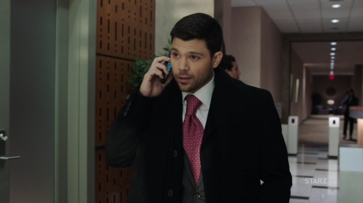 Proctor gets a call from Ghost Power Season 3, Episode 305