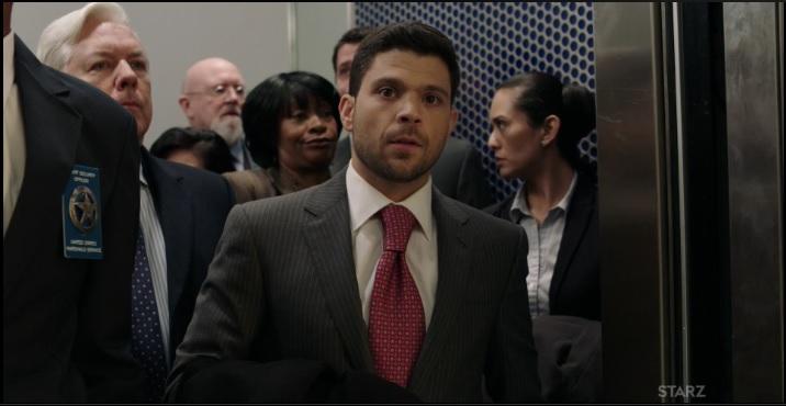 Proctor spots Ruiz Power Season 3, Episode 305