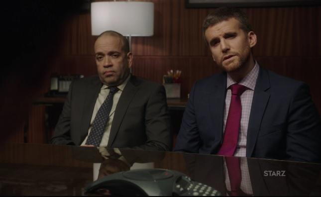 Ruiz protects Ghost Power Season 3, Episode 305