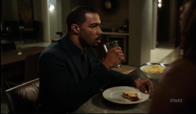 Tasha tells Ghost about the Baby Power Season 3, Episode 306