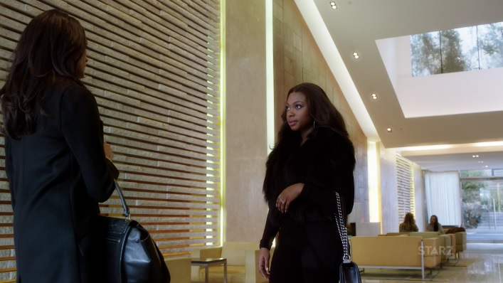 Angela meets with Tasha Power Season 3, Episode 308