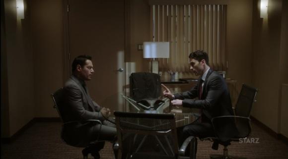 Medina is not here for Greg Power Season 3, Episode 308