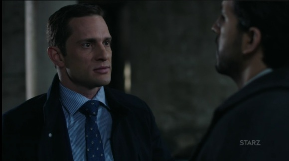 Mike getting pressed by Hugo Power Season 3, Episode 308