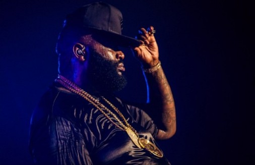 Rick Ross at the 10-year anniversary concert for 'Port of Miami' Credit: Ian Witlen/Miami New Times