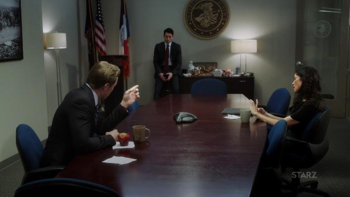 Saxe, Greg and Angela Power Season 3, Episode 308