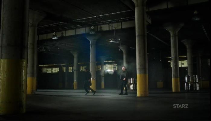Tommy Kills Hugo Power Season 3, Episode 308