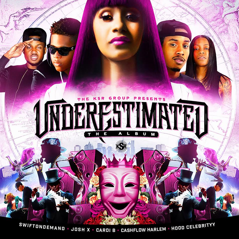 Cardi B Ksr Group Present Underestimated The Album New Music