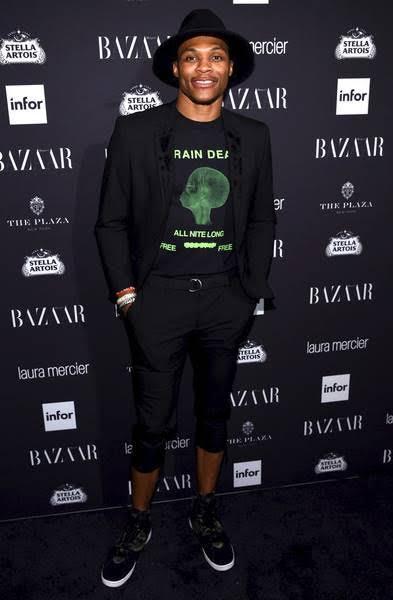 Harper's Bazaar Icon Party S/S 2017 NYFW