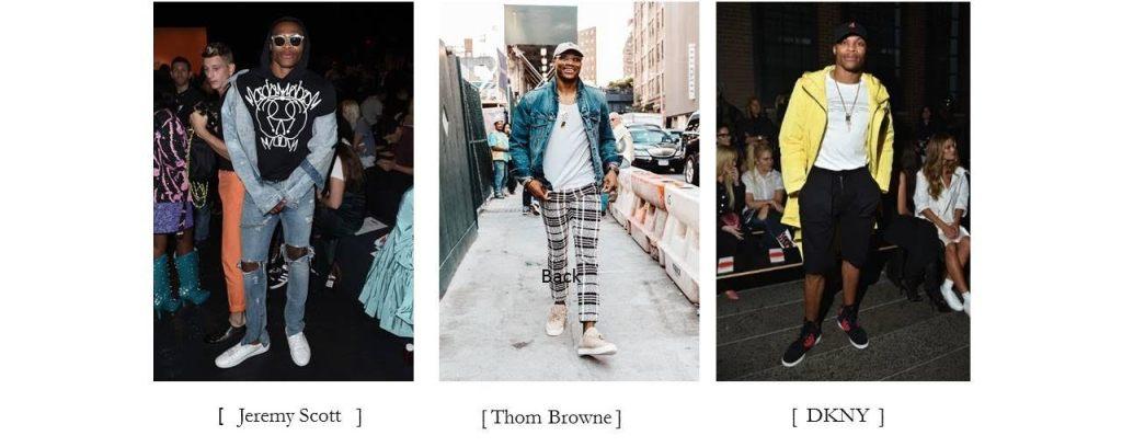 Jeremy Scott X Moschino, Thome Browne & DKNY S/S 2017 NYFW (Monday)