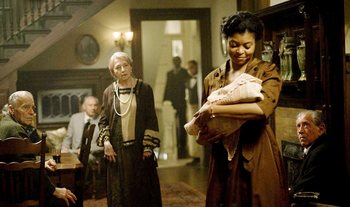 Taraji P. Henson as Queenie in 'The Curious Case of Benjamin Button'