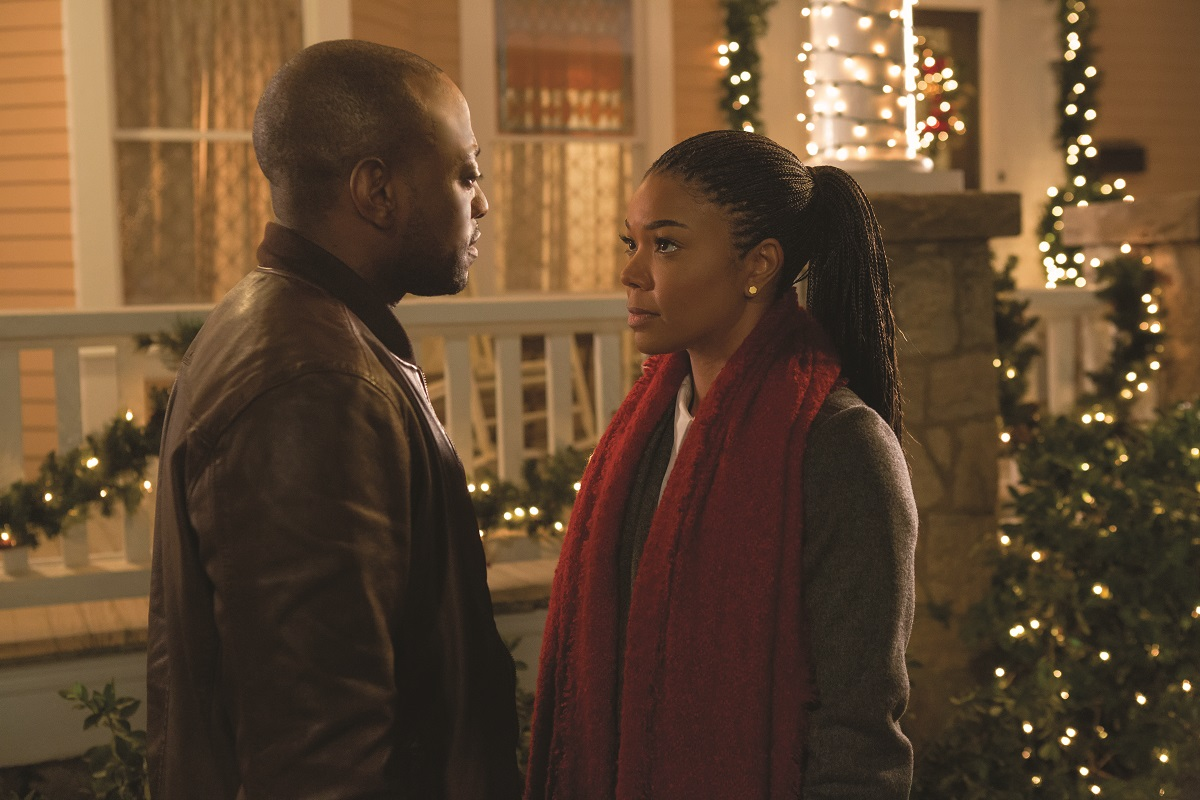 "Malachi (OMAR EPPS) reconnects with Rachel (GABRIELLE UNION) and the rest of the family in ""Almost Christmas."" The new comedy from writer/director David E. Talbert and producer Will Packer tells the festive story of a beloved patriarch who asks his family for one gift this holiday season: to get along. If they can honor that wish and spend five days under the same roof without killing one another, it will be a Christmas miracle."