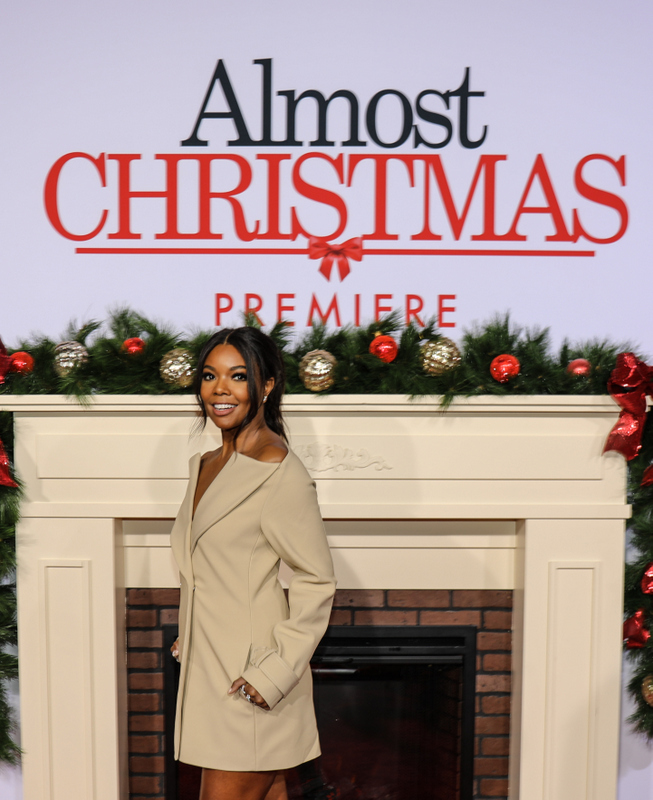 Mo\'Nique, Gabrielle Union & more at ALMOST CHRISTMAS Premiere ...