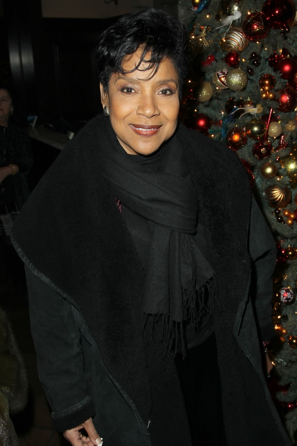 -Pictured: Phylicia Rashad.-