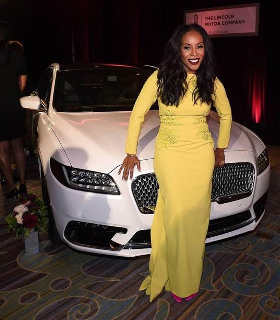 Photo of Aja Naomi King Lincoln MKZ - car