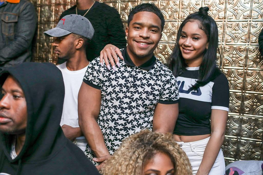 Superstar DIPLO, Justin Combs and More Party it Up At AOD Penthouse