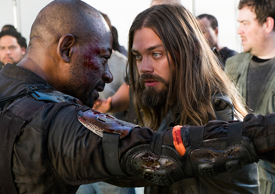 The Walking Dead Recap