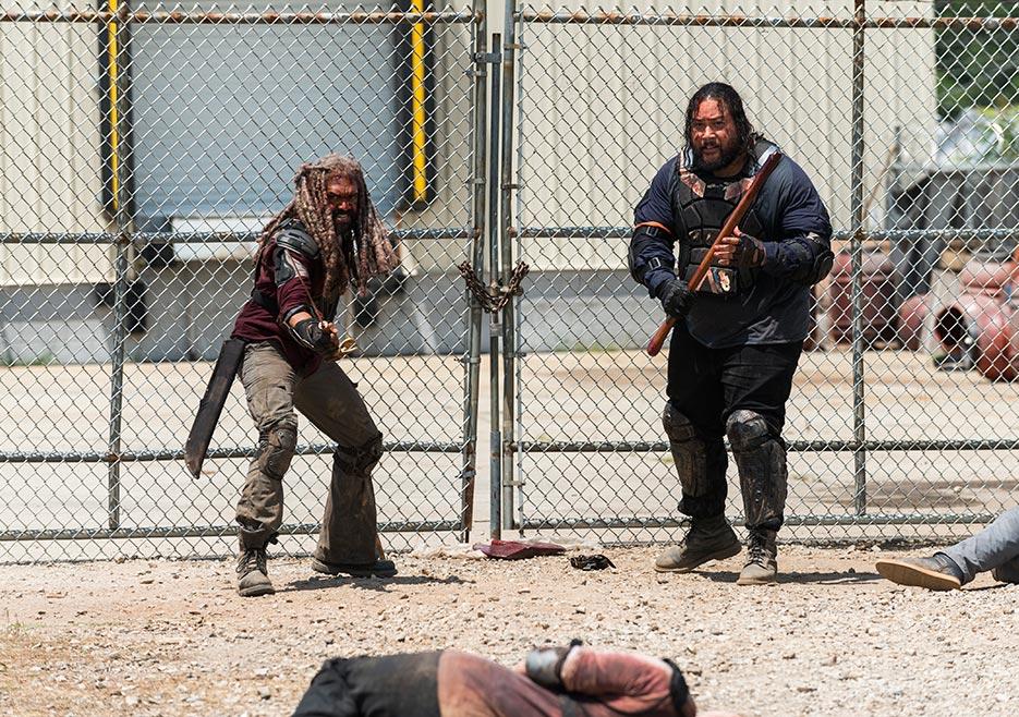 The Walking Dead Some Guy Recap