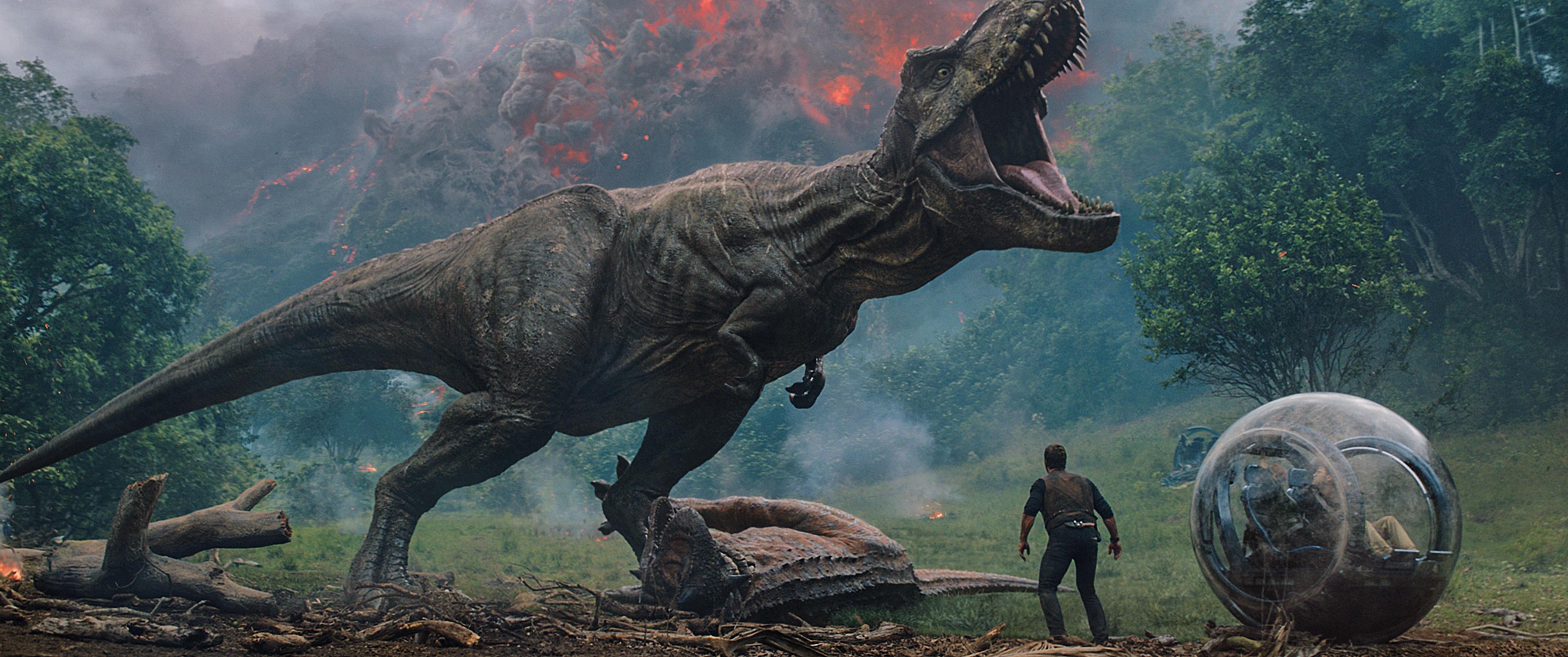 Jurassic World: The Fallen Kingdom
