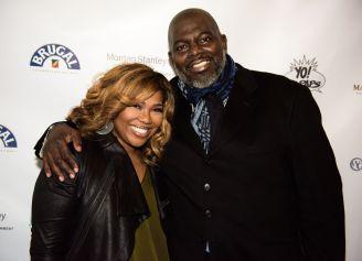 Mona Scott Young and Michael Blue Williams