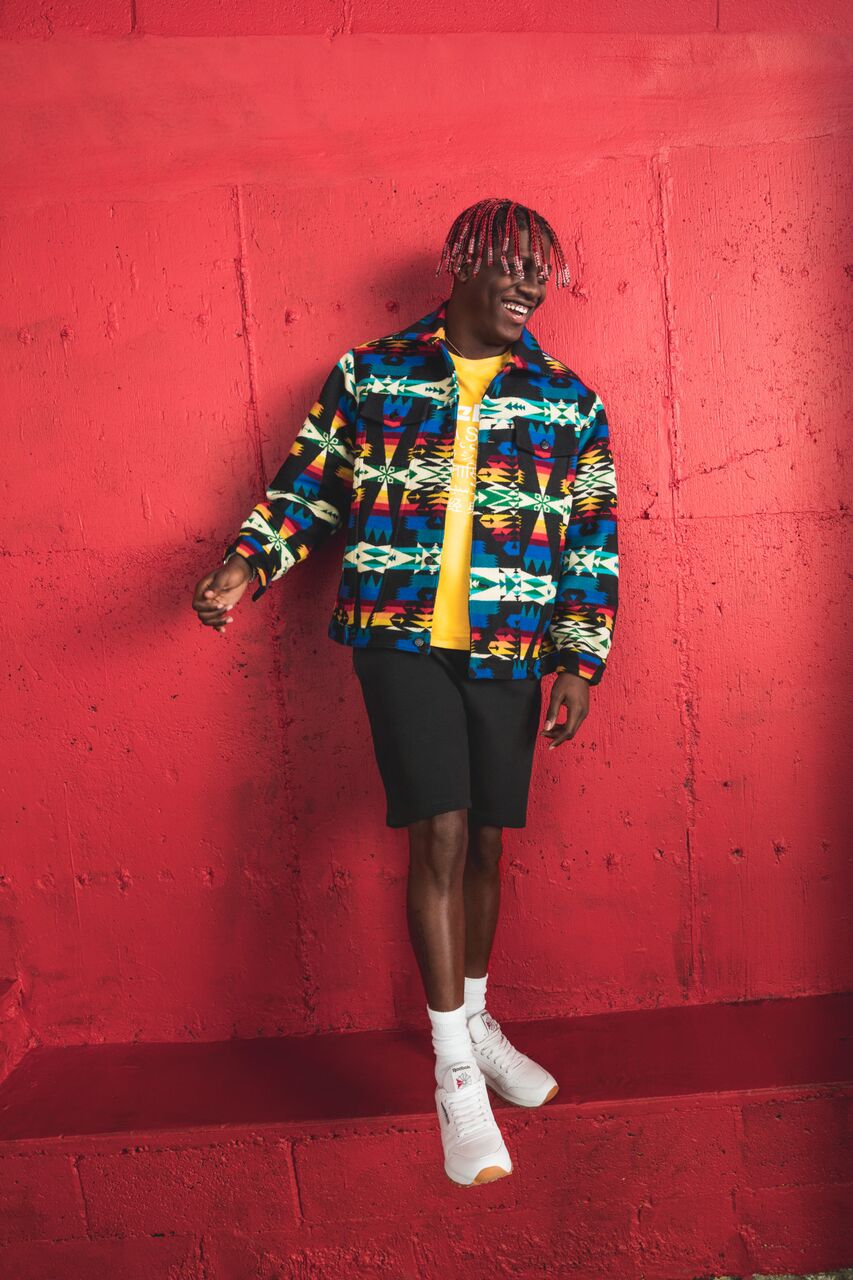 21b0d9a20c5 Lil Yachty Featured In Reebok Campaign